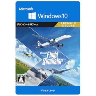 Microsoft Flight Simulator: Premium Deluxe Edition 2WU-00032 [Windows用] 【ダウンロード版】