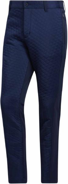 メンズ ゴルフ スポーツキルティング ストレッチパンツ / QUILTED PANTS(Lサイズ/カレッジネイビー)INS93 FS6968