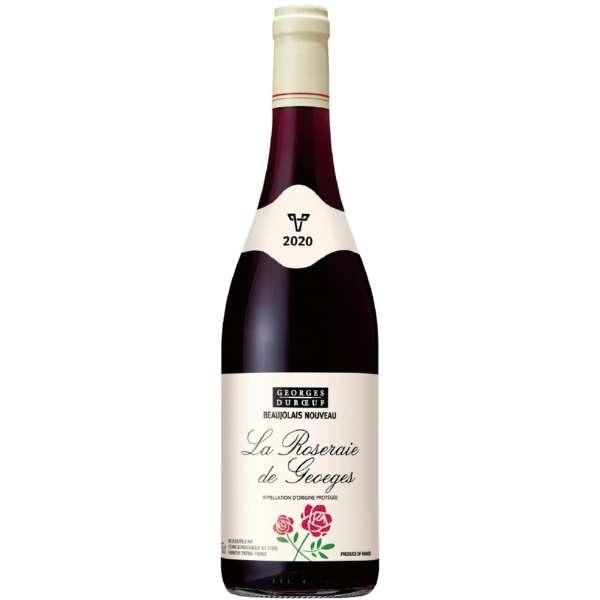 ジョルジュ・デュブッフ ボージョレ・ヌーヴォー ラ・ロズレー 2020 750ml【赤ワイン】