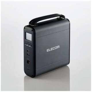 面向大容量移动电源/防灾、户外的/60900mAh/最大输出120W DE-AC05-60900BK