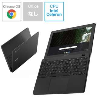 ノートパソコン Chromebook (クロームブック) 712 シェールブラック C871T-A14N [12.0型 /intel Celeron /eMMC:32GB /メモリ:4GB /2020年10月モデル]