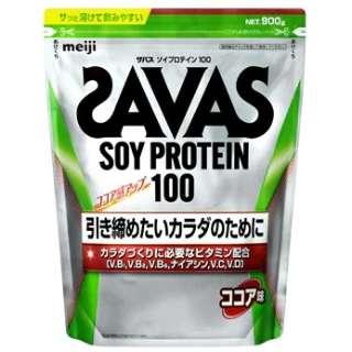 ソイプロテイン ザバス ソイプロテイン100(ココア味/45食分) CZ7472