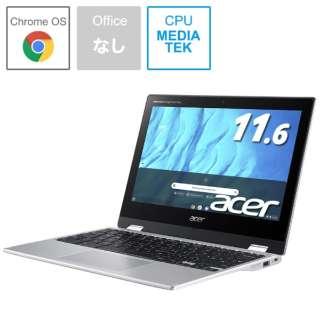 ノートパソコン Chromebook (クロームブック) Spin 311(コンバーチブル型) ピュアシルバー CP311-3H-A14N [11.6型 /MediaTek /eMMC:32GB /メモリ:4GB /2020年9月モデル]