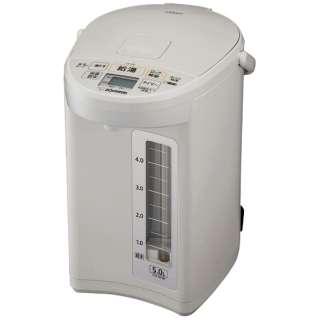 CD-SE50 VE電気まほうびん ホワイトグレー [5.0L]