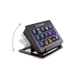 ショートカットキーボード elgato Stream Deck 10GAA9901