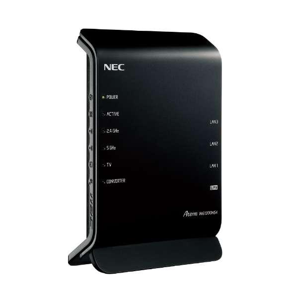 Wi-Fiルーター Aterm(エーターム) PA-WG1200HS4 [ac/n/a/g/b]