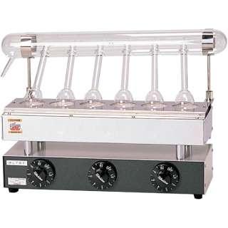 SIBATA ミクロ 窒素分解 電熱式セット 054210-05