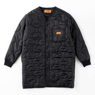 男女兼用 キルトコート QUILT COAT(Mサイズ/ブラック) U2033504