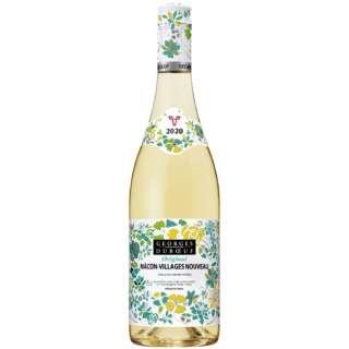ジョルジュ・デュブッフ マコン・ヴィラージュ・ヌーヴォー 2020 750ml【白ワイン】