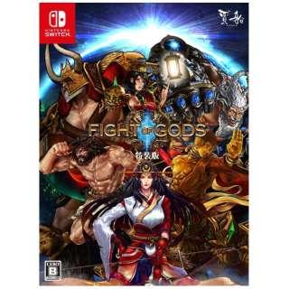 【初回特典付き】Fight of Gods 特装版 【Switch】