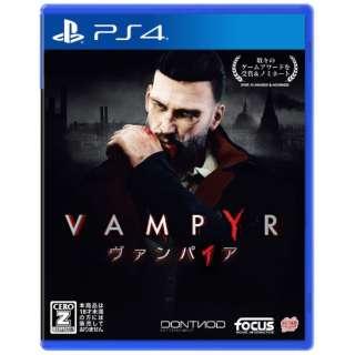 Vampyr ヴァンパイア 通常版 【PS4】
