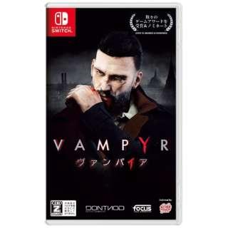 Vampyr ヴァンパイア 通常版 【Switch】