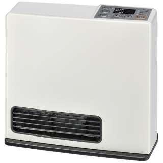 ガスファンヒーター スタンダードモデル ホワイト RC-N206E [木造7畳まで /コンクリート9畳まで /都市ガス12・13A]