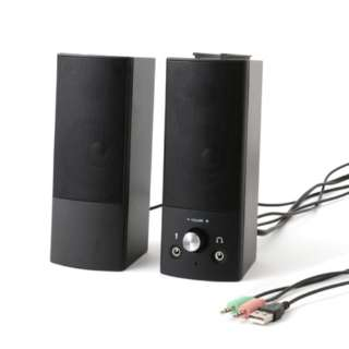 TM-SBAR30UBK PCスピーカー ブラック [USB電源 /2.0ch]