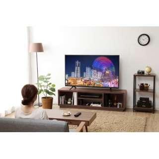 オープンテレビ台 スタンダードタイプ ウォールナット OTS-150S-WN
