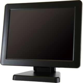 LCD97T PCモニター タッチパネル ブラック [9.7型 /スクエア /XGA(1024×768)]