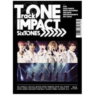 SixTONES/ TrackONE -IMPACT- Blu-ray初回盤 【ブルーレイ】