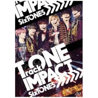 SixTONES/ TrackONE -IMPACT- Blu-ray通常盤 【ブルーレイ】
