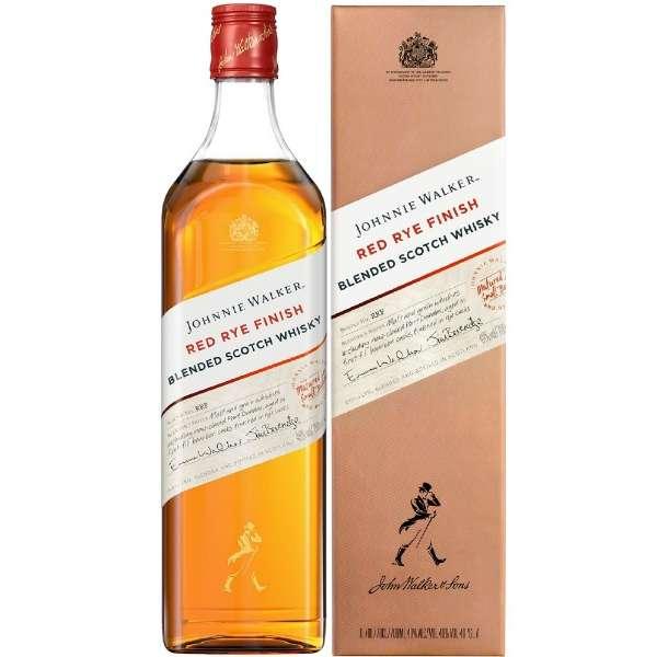 ジョニー ウォーカー レッド・ライ・フィニッシュ 700ml【ウイスキー】