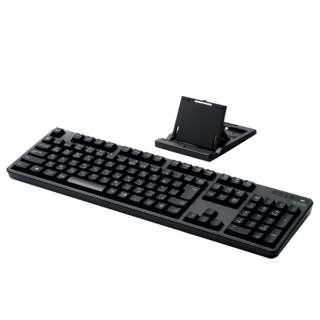 TK-FBM112BK キーボード ブラック [Bluetooth /ワイヤレス]