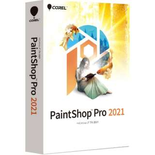PaintShop Pro 2021 [Windows用]