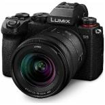 DC-S5K-K ミラーレス一眼カメラ LUMIX S5 標準ズームレンズキット [ズームレンズ]