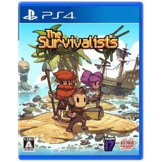 The Survivalists - ザ サバイバリスト - 【PS4】