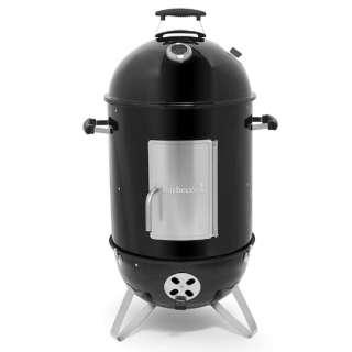 オスカーM 燻製器(H112×54×61cm/ブラック) 2239839000