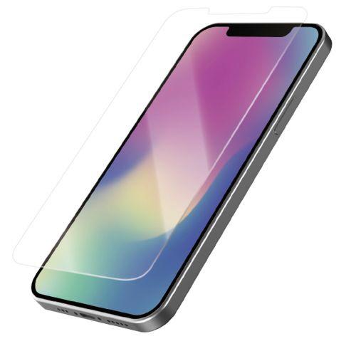 エレコム iPhone 12 mini 5.4インチ対応 ガラスフィルム 0.33mm PMCA20AFLGG