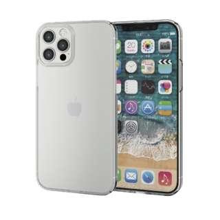 iPhone 12/12 Pro 6.1インチ対応 ハードケース 極み クリア