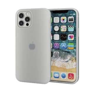 iPhone 12/12 Pro 6.1インチ対応 シリコンケース クリア
