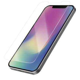 iPhone 12/12 Pro 6.1インチ対応 ガラスフィルム 0.33mm ブルーライトカット