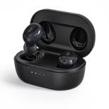フルワイヤレスイヤホン ブラック FIO-FW1-B [ワイヤレス(左右分離) /Bluetooth]
