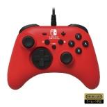 ホリパッド for Nintendo Switch レッド NSW-156 【Switch】