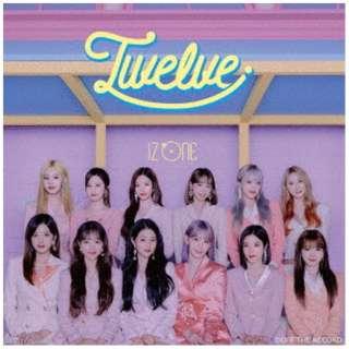 IZ*ONE/ Twelve Type B 【CD】
