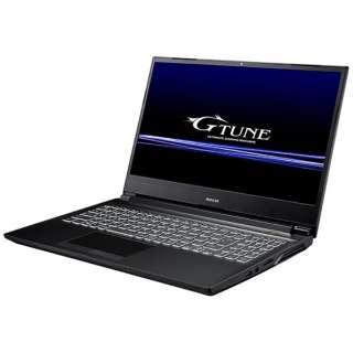 BC-G15N107M16G166T-201 ゲーミングノートパソコン G-Tune [15.6型 /intel Core i7 /SSD:512GB /メモリ:16GB /2020年9月モデル]