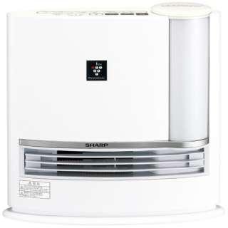 電気ファンヒーター プラズマクラスター7000 ホワイト系 HX-L120-W