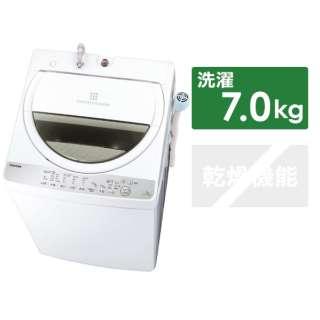 全自動洗濯機 ZABOON(ザブーン) グランホワイト AW-7G9BK-W [洗濯7.0kg /乾燥機能無 /上開き]