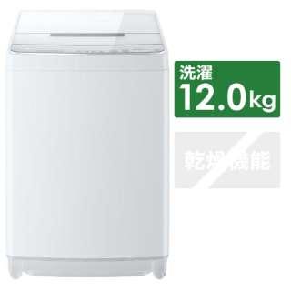 全自動洗濯機 ZABOON(ザブーン) グランホワイト AW-12XD9-W [洗濯12.0kg]