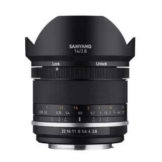 カメラレンズ MF 14mm F2.8 MK2 ニコンF AE [ニコンF /単焦点レンズ]