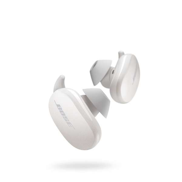 フルワイヤレスイヤホン Bose QuietComfort Earbuds Soapstone [リモコン・マイク対応 /ワイヤレス(左右分離) /Bluetooth /ノイズキャンセリング対応]