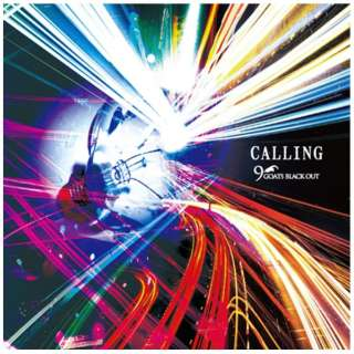 9GOATS BLACK OUT/ CALLING 【CD】