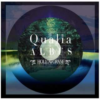 HOLLOWGRAM/ Qualia [ALBUS] 【CD】