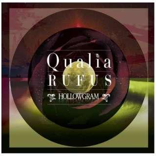 HOLLOWGRAM/ Qualia [RUFUS] 【CD】