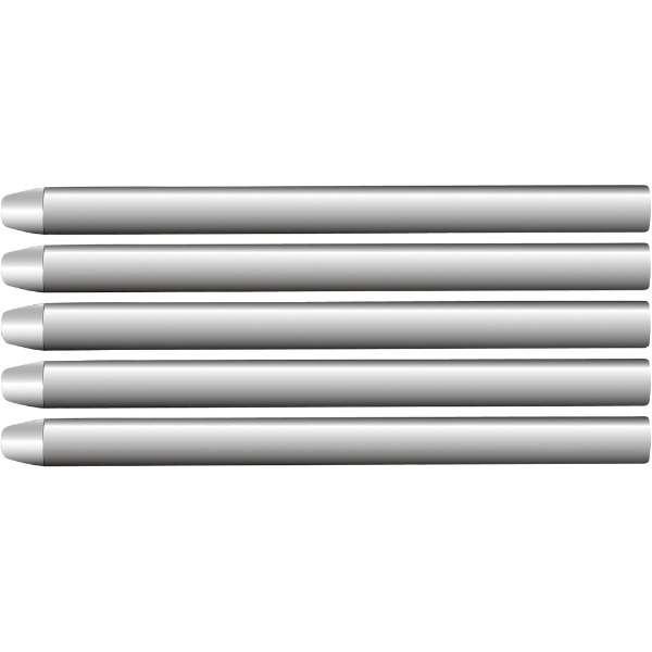 ユニット ゲルチョーク(白)替え芯(5本1組) 373-011