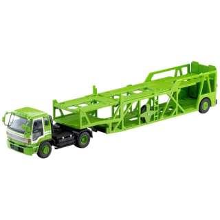 トミカリミテッドヴィンテージ NEO LV-N225a いすゞ810EX カートランスポーター(緑)
