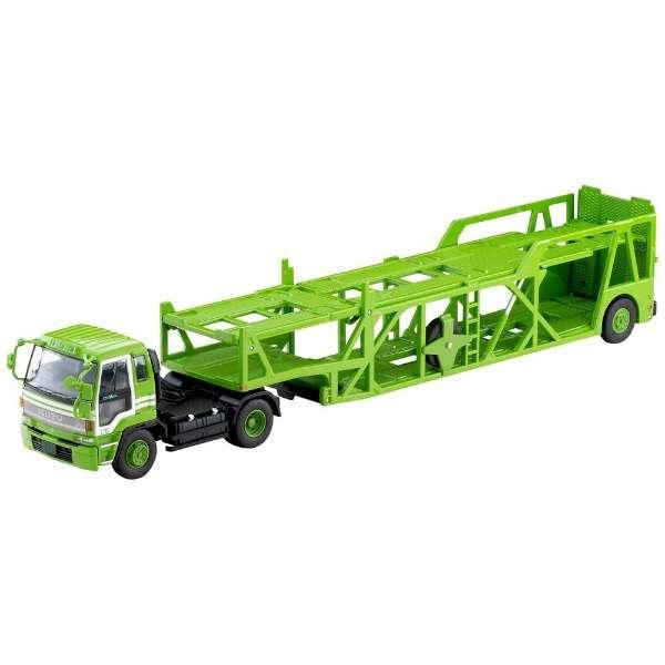 トミカリミテッドヴィンテージ NEO LV-N225a いすゞ810EX カートランスポーター(緑) 【発売日以降のお届け】