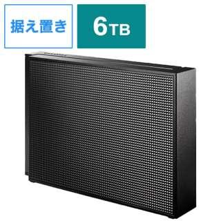 HDCZ-UTL6KC 外付けHDD USB-A接続 家電録画対応 [据え置き型 /6TB]