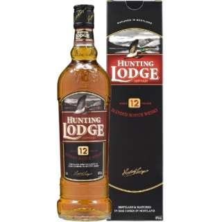 ハンティングロッジ 12年 700ml【ウイスキー】