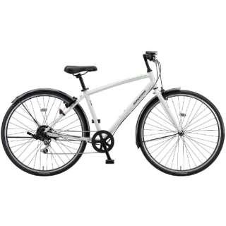 27型 クロスバイク ES1 (E.Xホワイト/外装6段変速)ESP761【2021年モデル】 【組立商品につき返品不可】
